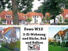 Ferienpark Gustow Typ 4 Nr. W13 in Gustow
