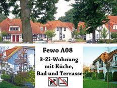 Ferienpark Gustow Typ 5 Nr. A08 - Ferien zu freundlichen Preisen -  in Gustow