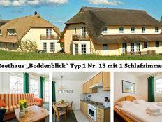 Reethaus Boddenblick Typ 1 Nr. 13 in Alt Reddevitz