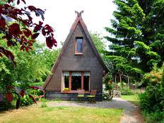 Finnhütte Wittenbeck in Wittenbeck