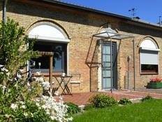 Ruhe und Komfort: Ferienhaus Fehmarn Katharinenhof in Katharinenhof