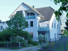 Das Blaue Haus Wohnung 7 in Zempin