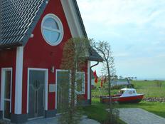 Villa Ostseewoge - Galeonsstube in Dranske-Lancken
