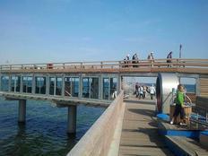 Ferienwohnung mit Seeblick in Heiligenhafen