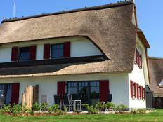 Ferienhaus Reitdackhus Boltenhagen - Mariannenweg,  inkl. W-Lan, Fahrräder, Strandkorb & Sauna in Boltenhagen