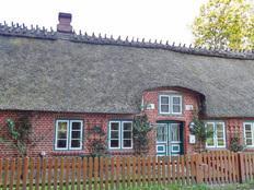 Reetdach-Oase in Scheggerott