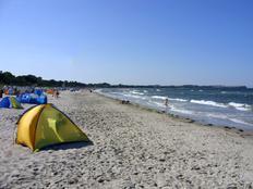 Strandliebe in Wohlenberg