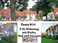 Ferien zu freundlichen Preisen - Ferienpark Gustow Typ 5 Nr. W14 in Gustow