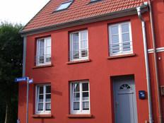 Haus am Bleicherwall in Barth