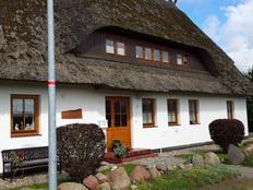 Reetdachhaus-Neuklockenhagen in Ribnitz- Damgarten