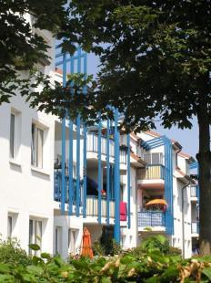 Ferienwohnung - Kleine Möwe - in Boltenhagen