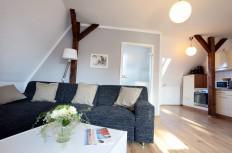 Ferienwohnung 2 Appartmenthaus Smiterlowstrasse 25 - Altstadt Stralsund in Stralsund