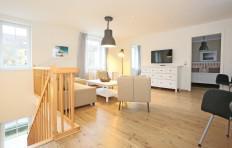 Ferienwohnung 5 Apartmenthaus Smiterlowstrasse 25 in Stralsund