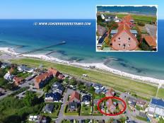 www.schoenbergerstrand.com - Ferienwohnung Deichblick in Schönberger Strand
