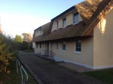Reethaus-Boddenblick in Middelhagen