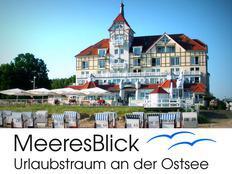 MeeresBlick | Urlaubstraum an der Ostsee : W1.07 Haus Meeresblick in Kühlungsborn