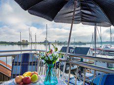 Hafen-Panorama - FWAE5 in Arnis