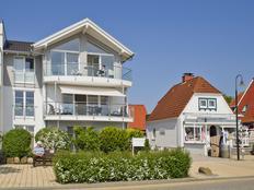 Seehaus zur Strandbrücke Ferienwohnung I in Haffkrug