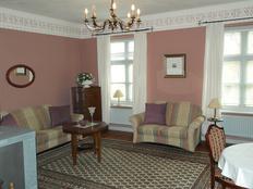 Altes Doktorhaus-Wohnung