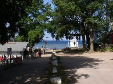 Ferienwohnung *Schiff* am Ostseestrand von Zierow (4) in Zierow