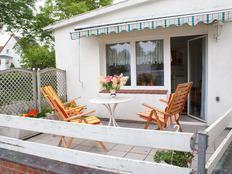 Ferienwohnung mit Terrasse in Klütz Nähe Boltenhagen in Klütz