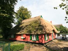 Unterm Rohrdach in Wustrow