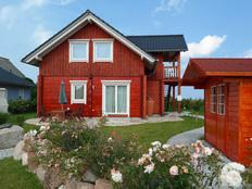 Schwedenhaus in Dranske-Lancken