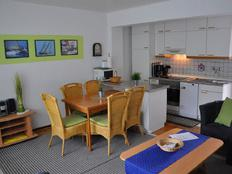 Haus Gallileo -strandnah- am Hafen - Wohnung 1