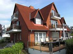 Villa Birkenhain App.2 in Timmendorfer Strand