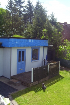 Ferienhaus nahe Priwall / Travemünde in Pötenitz