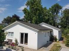 strandnahes Doppelhaus mit Garten für Urlaub mit Freunden in Haffkrug