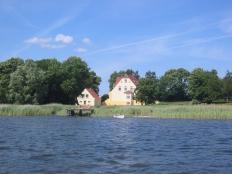 Ferienwohnung 2 Gut Grubnow Rügen in Neuenkirchen
