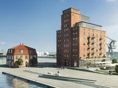 Ohlerich Speicher Appartement 26 in Wismar