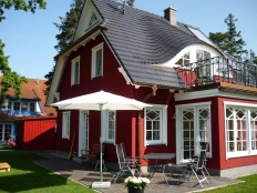 Ferienhaus Faluröd in Prerow