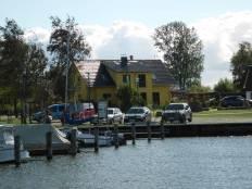 Ferienhaus am Bodden in Neuendorf (Saaler Bodden)