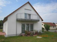 Ferienhaus mit Meer-Aussicht in Boiensdorf
