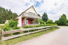 Ferienhaus am Wald - Whg 1 in Paske