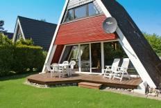 Zeltdachhaus mit W-Lan im Ostseebad Damp in Damp