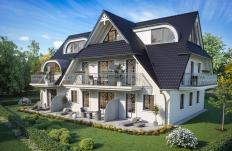Ferienwohnung Ankerstek in der Villa Seezeichen in Zingst