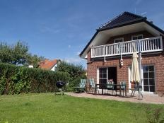 5 Sterne Ferienhaus Möwengarten 4-6 Personen in Roggow