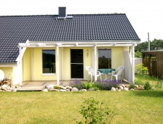Ferienhaus *Bettina* barrierearm an der Ostsee zw. Wismar & Poel in Niendorf/Wismar