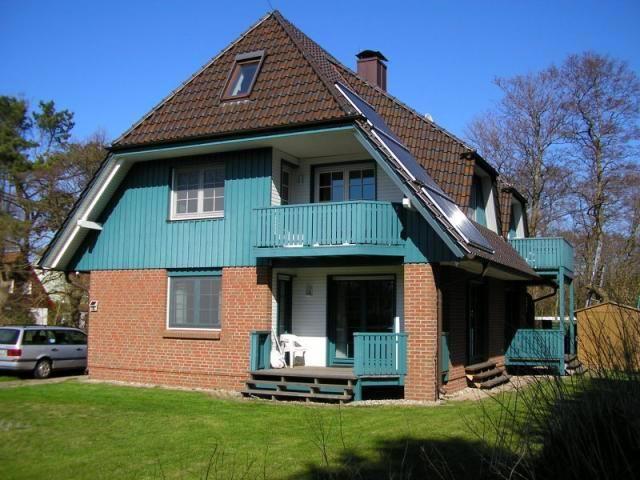 ferienhaus renate in prerow ostseeklar. Black Bedroom Furniture Sets. Home Design Ideas