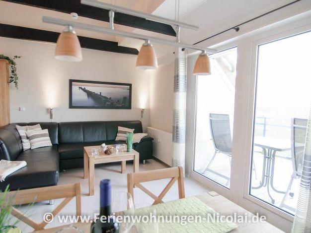 ferienwohnungen nicolai sch nberg strandpanorama in. Black Bedroom Furniture Sets. Home Design Ideas