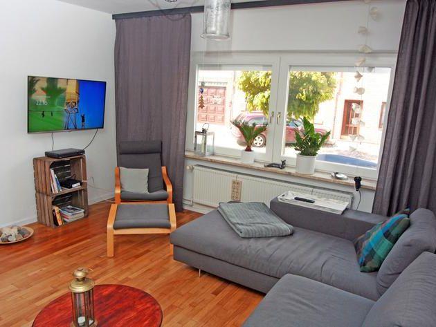 haus achterstag in heiligenhafen ostseeklar. Black Bedroom Furniture Sets. Home Design Ideas