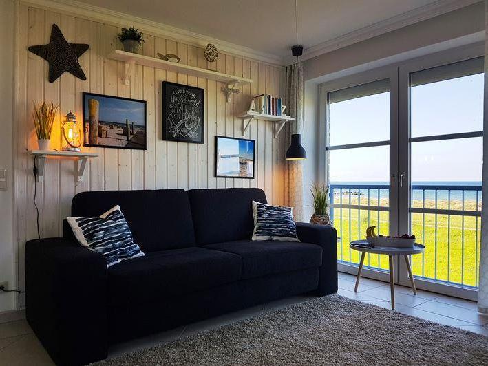 ostsee fewo buhne 22 in kalifornien ostseeklar. Black Bedroom Furniture Sets. Home Design Ideas